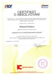 ICF certifikát