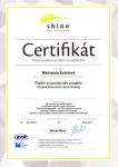 SHINE certifikát