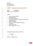 HRBP certifikát