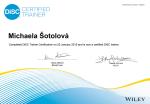 DISC certifikát